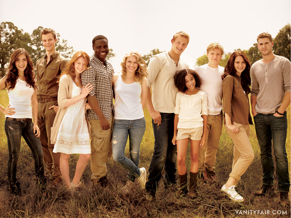 The-Hunger-Games-Movie-Cast-Photo